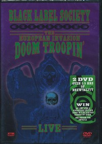 The European Invasion: Doom Troopin' Live 2DVD